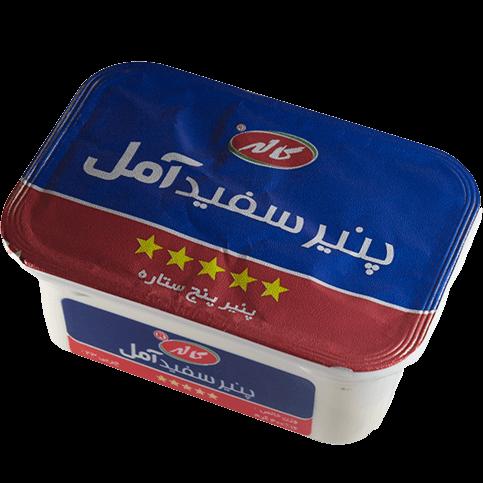 پنیر سفید آمل