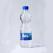 آب معدنی طبیعی واتا نیم لیتری