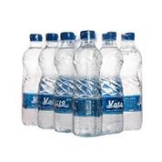 بسته 12 عددی آب معدنی طبیعی واتا نیم لیتری