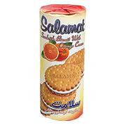بیسکویت کرمدار پرتقالی سلامت