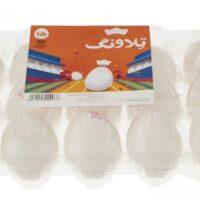 تخم مرغ 15 تایی تلاونگ