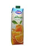 فروت لند میهن با طعم پرتقال 1 لیتری