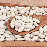 لوبیا سفید درجه 1 فله ای 1 کیلوگرم