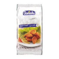 ناگت مرغ سوخاری بون آدو