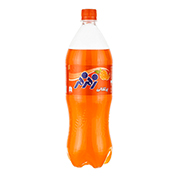 نوشابه پرتقال گازدار زمزم 1.5 لیتر