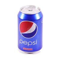 نوشابه پپسی فلزی