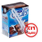 نوشیدنی دسر شکلات 200 میلی دنت