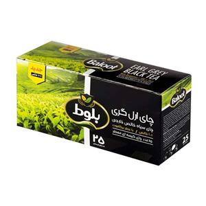 چای کیسه ای معطر بدون لفاف 25 عددی بلوط