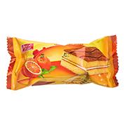 کیک لایه ای ساده 25 گرم پرتقال 2