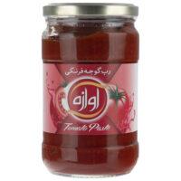 رب گوجه فرنگی آوازه مقدار 700 گرم