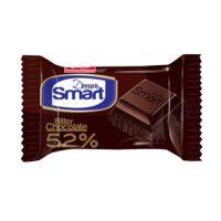 شکلات تلخ 52 درصد شیرین عسل دریم اسمارت عددی