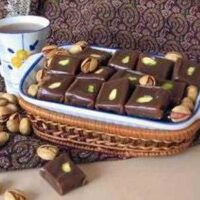 شکلات سیاه ریس