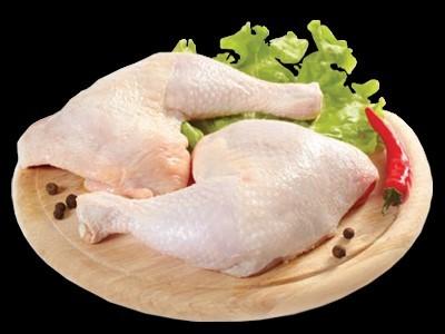 ران مرغ بی کمر(با پوست)