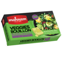 عصاره سبزیجات 8 عددی مهنام