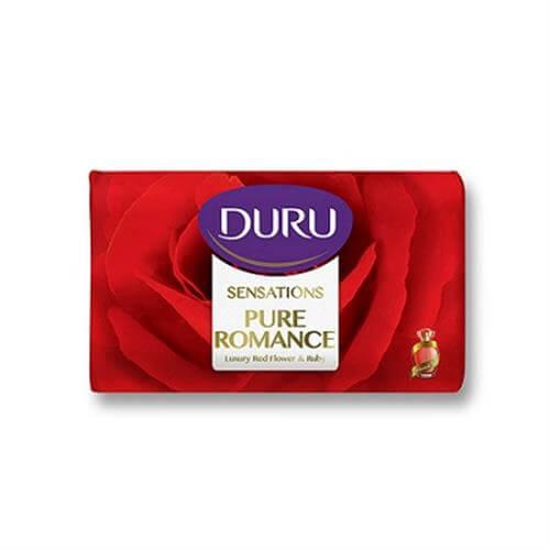 صابون آرایشی دورو گل رز و یاقوت (DURU)
