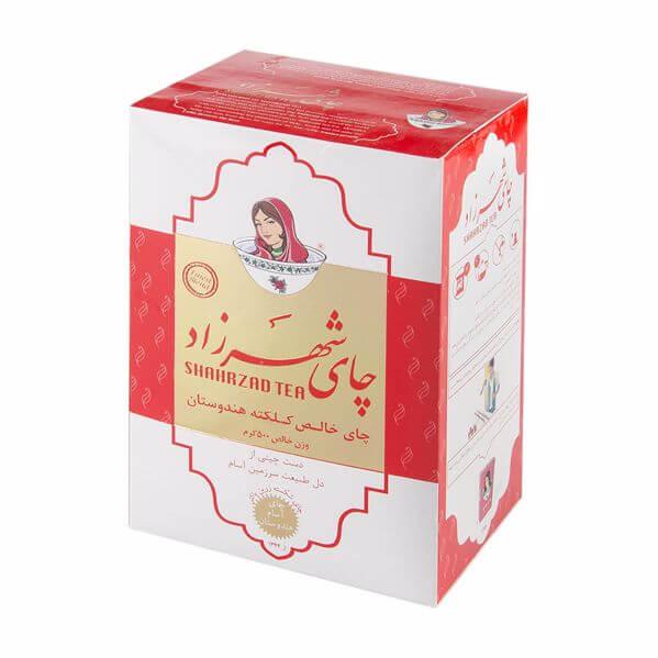 چای قرمز آسام شهرزاد 500 گرمی