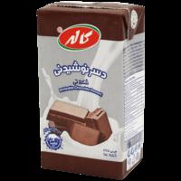 دسر نوشیدنی شکلاتی کاله