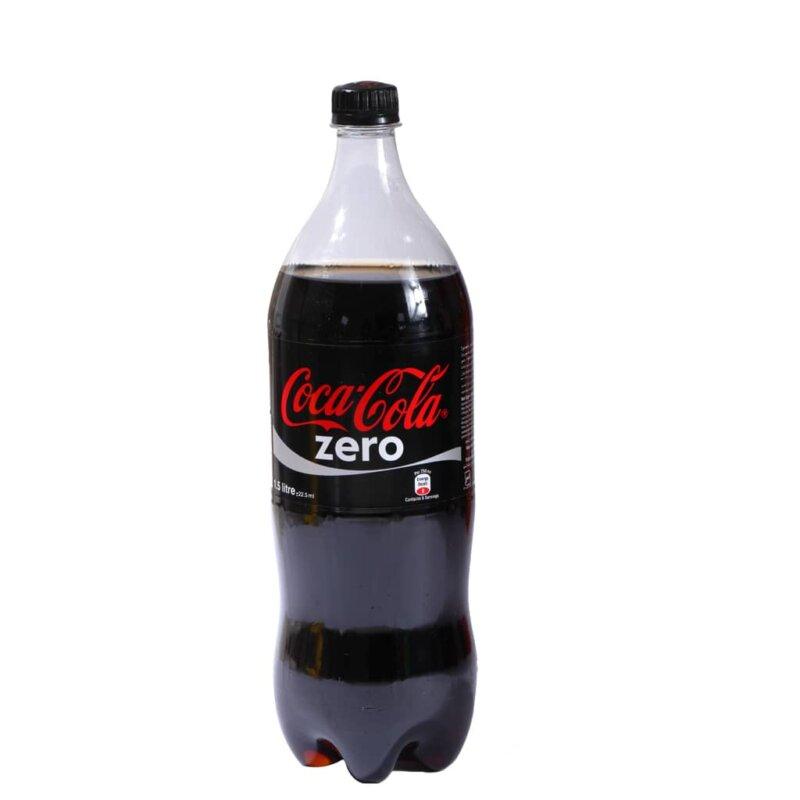 نوشابه کوکاکولا زیرو